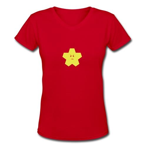 Idiocracy - Rita's Shirt - Women's V-Neck T-Shirt