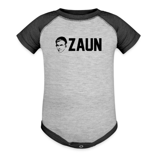 Zaun baby   - Contrast Baby Bodysuit