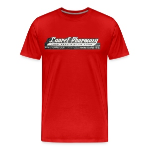 Laurel Pharmacy, 1949 - Men's Premium T-Shirt