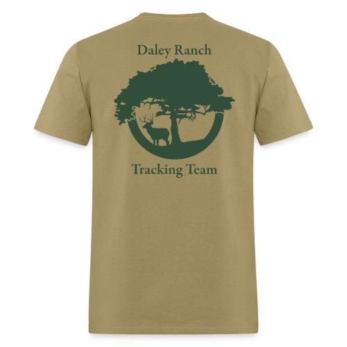 Daley Ranch Tracking Team Shirt - Beige - Men's T-Shirt
