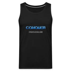 Conquer - Men's Tank - Men's Premium Tank