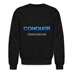 Conquer - Men's Sweatshirt - Crewneck Sweatshirt