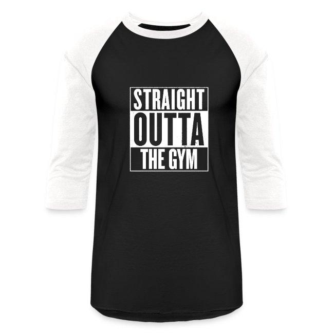 Straight Outta The Gym | Mens 3q