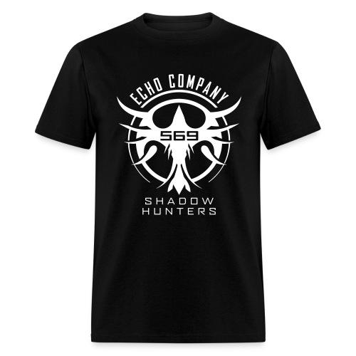 EC569 Basic - Men's Shirt (Black) - Men's T-Shirt
