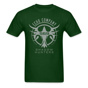 EC569 Basic - Men's Shirt (Green) - Men's T-Shirt