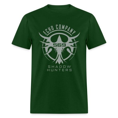 EC569 Basic - Men's Shirt (Green) - Men's T-Shirt