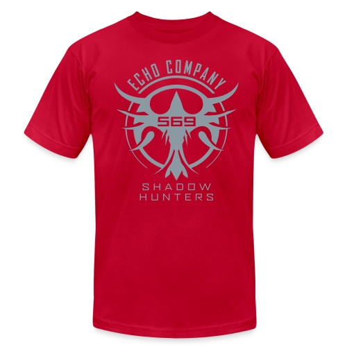 EC569 Basic - Men's Shirt (Slim/Brown) - Men's Fine Jersey T-Shirt