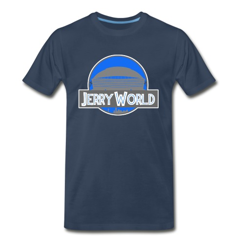 Jerry World - Men's Premium T-Shirt