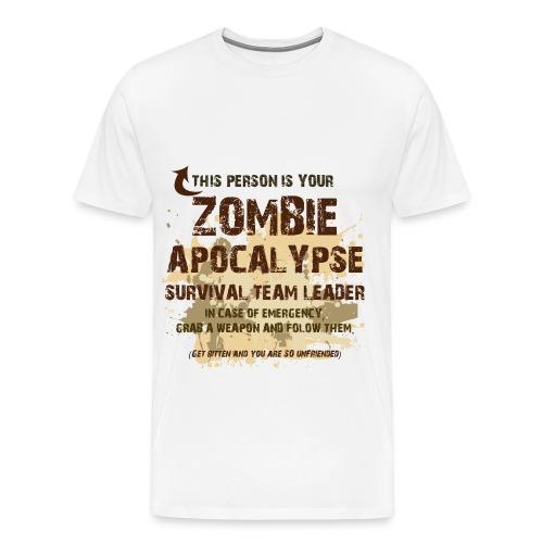 Survival Team Leader - Men's Premium T-Shirt