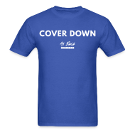 T-Shirts ~ Men's T-Shirt ~ Cover Down