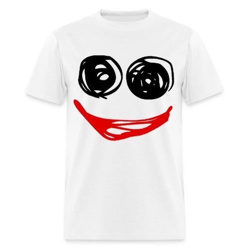Doodle Face - Men's T-Shirt