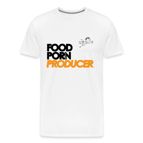 Food Porn Producer - Men's Premium T-Shirt