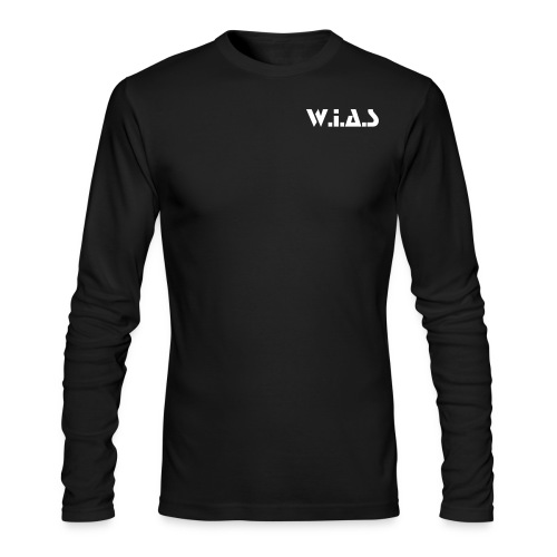 WIAS 3 - Men's Long Sleeve T-Shirt by Next Level