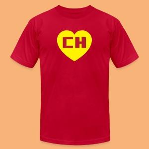 El Chapulin Colorado - Men's Fine Jersey T-Shirt
