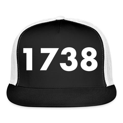 1738 Trucker Cap - Trucker Cap