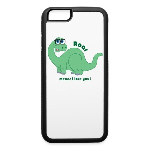 iPhone 6/6s Rubber Case - design by Alex O'Brien