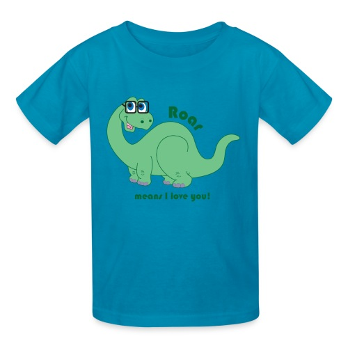 Kids' T-Shirt - design by Alex O'Brien