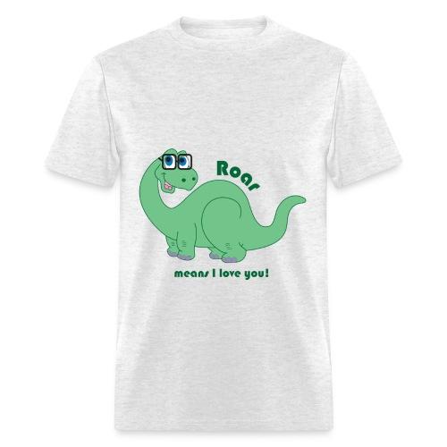 Men's T-Shirt - design by Alex O'Brien