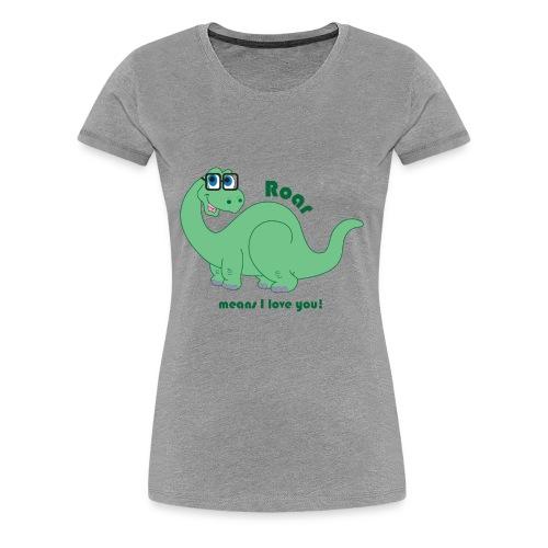 Women's Premium T-Shirt - design by Alex O'Brien