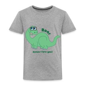 Toddler Premium T-Shirt - design by Alex O'Brien