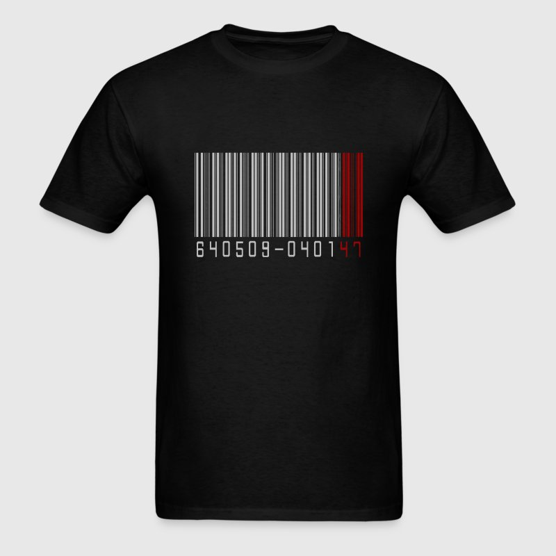barcode - Men's T-Shirt