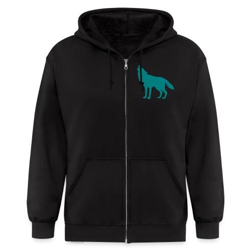 Alexk2695 Men's hoodie 1 - Men's Zip Hoodie