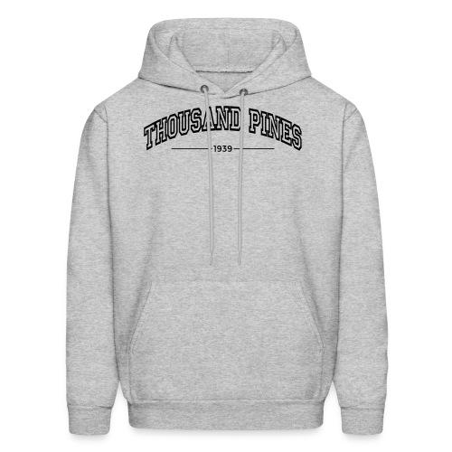 Thousand Pines Collegiate Hoodie - Men's Hoodie