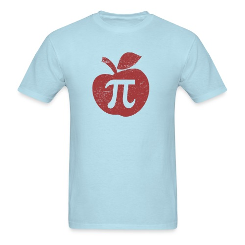 Pi is Delicious - Men's T-Shirt