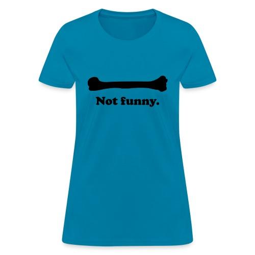 Funny Bone - Women's T-Shirt