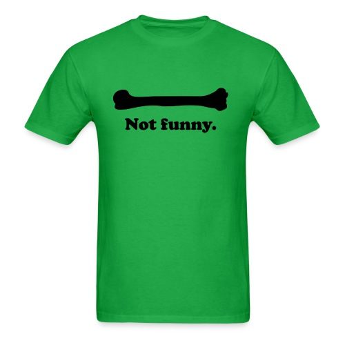 Funny Bone - Men's T-Shirt