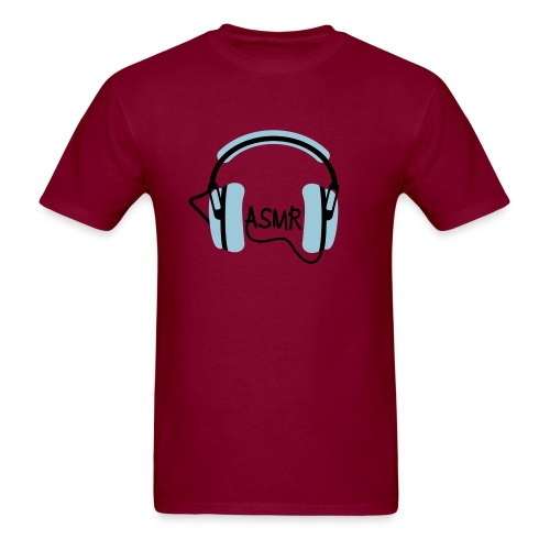 ASMR is AWESOME  - Men's T-Shirt