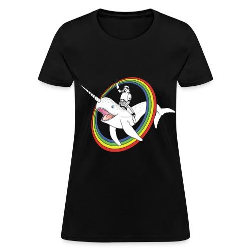 FR*CKEN UNICORNS!! - Women's T-Shirt