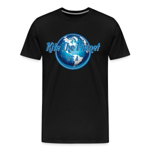Kite The Planet USA - Men's Premium T-Shirt