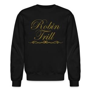 Robin Trill Sweater Gold  - Crewneck Sweatshirt