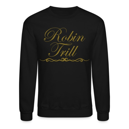 Robin Trill Sweater Gold  - Crewneck Sweatshirt