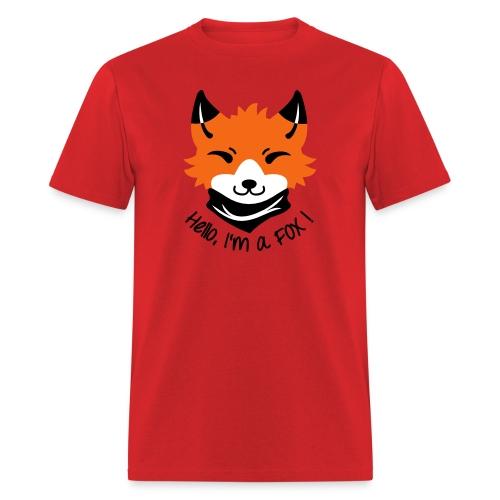 Fox! - Men's T-Shirt