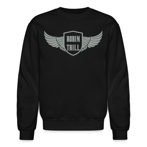 Robin Trill Wings Silver  - Crewneck Sweatshirt