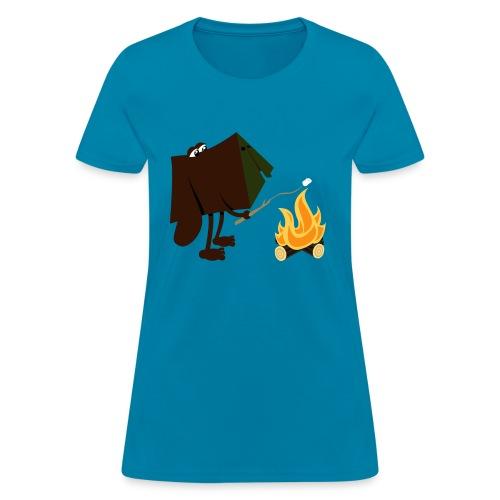 PUPTENT womens - ptermclean - Women's T-Shirt