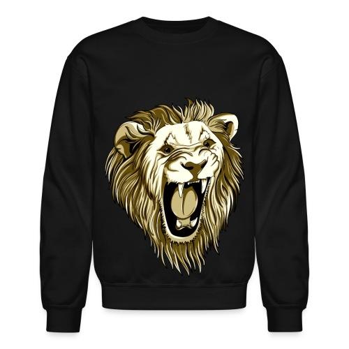 power of Lion - Crewneck Sweatshirt