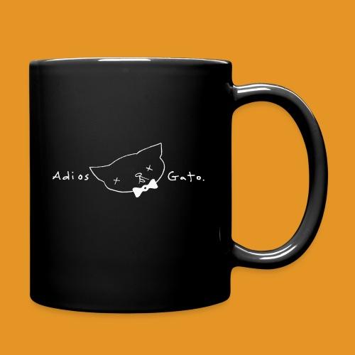 Cat de café - Full Color Mug
