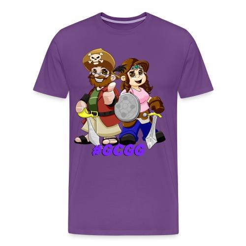 #GCGG - Men's Premium T-Shirt