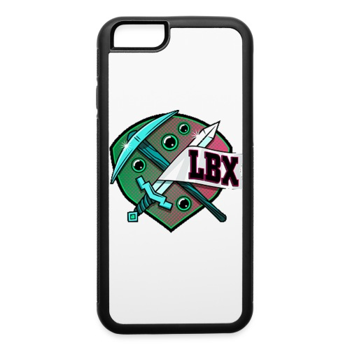 LbX iPhone 6 Rubber Case - iPhone 6/6s Rubber Case
