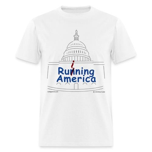 Mens RuiningAmerica t-shirt - Men's T-Shirt