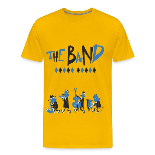 The Band - Men's Premium T-Shirt