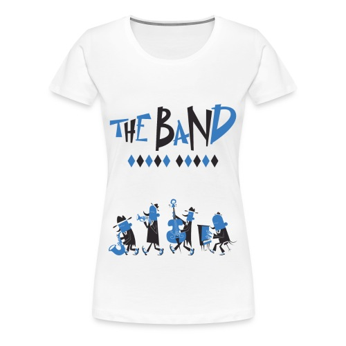 The Band - Women's Premium T-Shirt