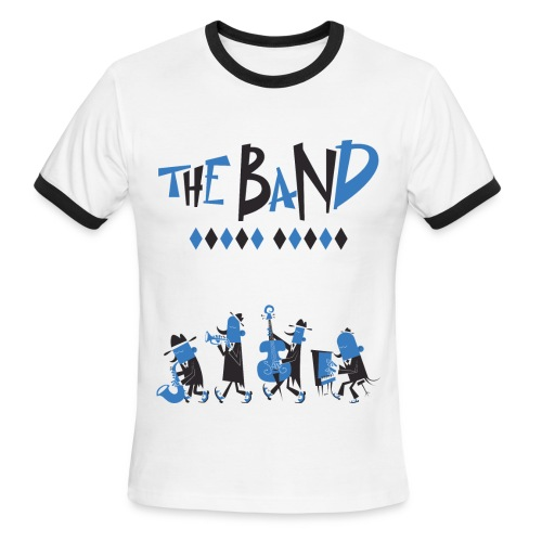 The Band - Men's Ringer T-Shirt