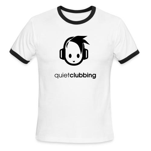 2 Ton T-shirt (Mens) - Men's Ringer T-Shirt