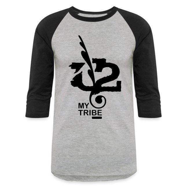 U+2=MY TRIBE - front print - s/xxl