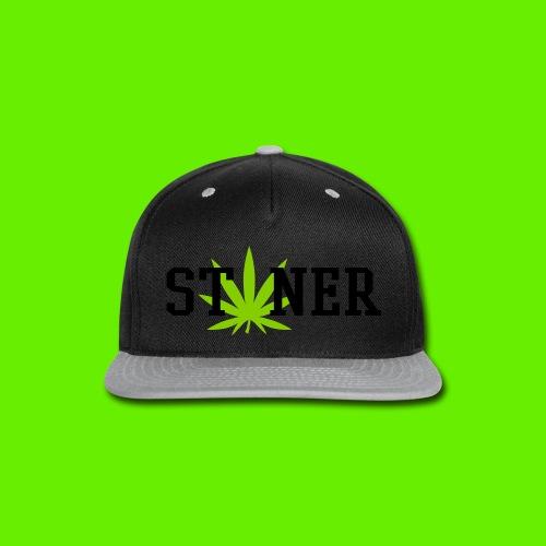 Complete Stoner - Snap-back Baseball Cap