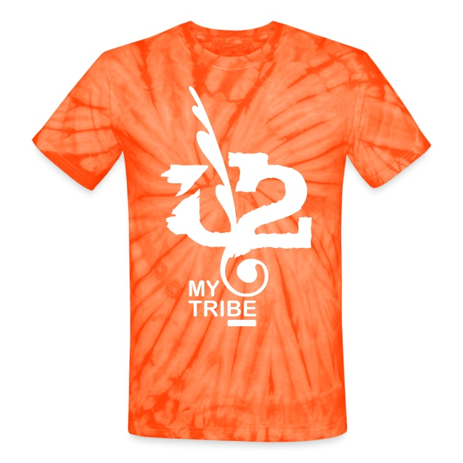 U+2=MY TRIBE - front print - s/xxl - multi colors